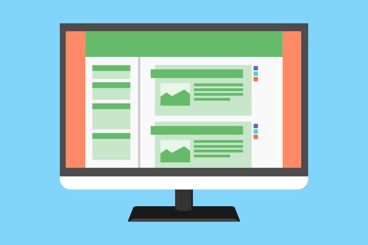 urejanje spletne strani