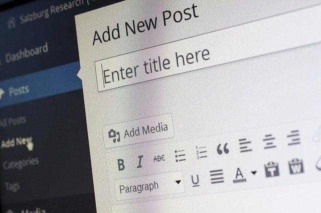 kaj je wordpress